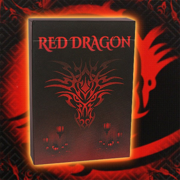 Red dragon poker club